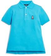 Psycho Bunny Boys' Classic Polo Shirt - Sizes XXS-XL