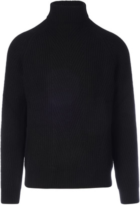 Original Vintage Style Turtleneck Sweater