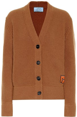Prada Wool and cashmere cardigan
