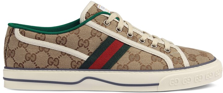 Thumbnail for your product : Gucci Men's GG Tennis 1977 sneaker