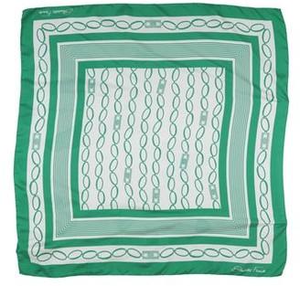 Elisabetta Franchi Square scarf