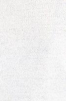 Frenchi Pointelle Knit Crop Cardigan (Juniors)