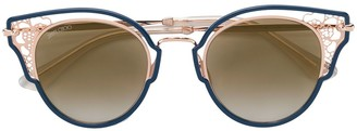 Jimmy Choo Eyewear Helia sunglasses