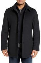 Sanyo Men's Jackson Wool Car Coat