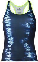 Monreal London tie-dye tank top - women - Polyamide/Spandex/Elastane - XS