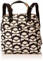 Orla Kiely Womens Small Backpack Tote Backpack