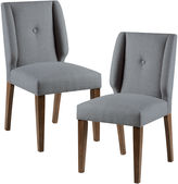 INK + IVY Portland Dining Chair Set Of 2