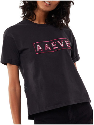 All About Eve AAEVE Zebra Tee