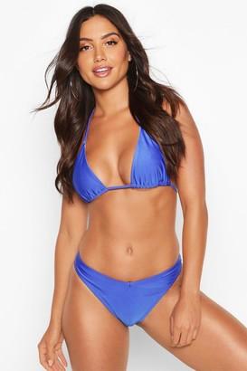 boohoo Mix & Match Brazilian V Front Bikini Brief