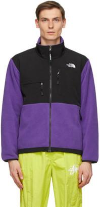 The North Face Purple 95 Retro Denali Sweater