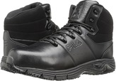 Fila Memory Breach Slip Resistant Steel Toe