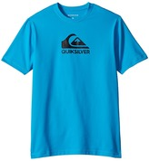Quiksilver Solid Streak Short Sleeve Boy's T Shirt