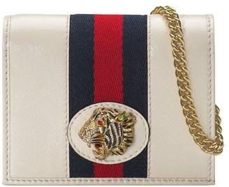 Gucci Rajah chain card case