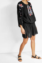 Melissa Odabash Embroidered Tunic Dress