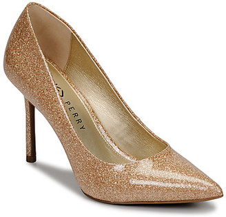 Katy Perry THE SISSY women's Heels in Gold