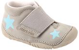 Start Rite Start-rite Start-Rite Baby Star Pre-Walker Shoes, Grey Nubuck