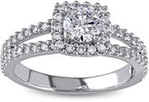 JCPenney MODERN BRIDE 1 CT. T.W. Diamond 14K White Gold Ring