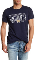 Original Retro Brand Notre Dame Fighting Irish Tee