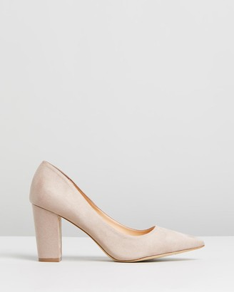Verali - Women's Neutrals All Pumps - Benji - Size One Size, 5 at The Iconic