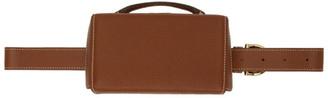Mark Cross Brown Grace Belt Bag