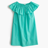 J.Crew Girls' two-way ruffle dress