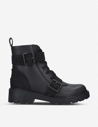 UGG Noe leather boots