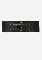 Bebe Studded Corset Belt