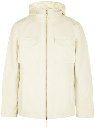 NN07 Jacques Off-white Hooded Jacket