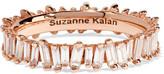 Suzanne Kalan 18-karat Rose Gold Diamond Ring - 7
