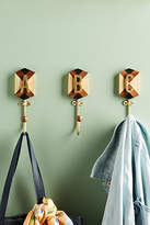 Anthropologie Marquetry Monogram Hook