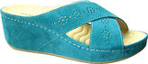 David Tate Women's Savanah Wedge Slide