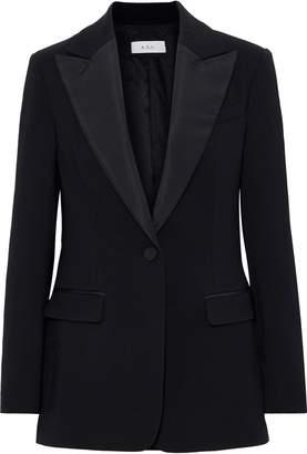 A.L.C. Faille-trimmed Cady Jacket