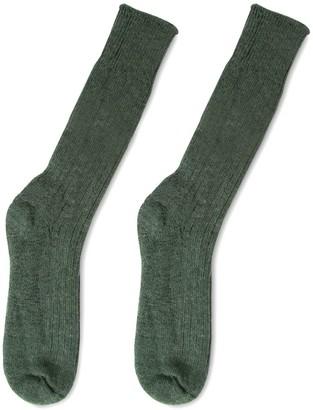Heating & Plumbing London Alpaca Walking Socks - Green