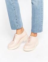 Melissa Chunky Lace Up Shoe