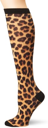 K. Bell Women's Out in The Nature Novelty Casual Knee High Socks
