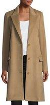 Burberry Fellhurst Wool-Blend Coat