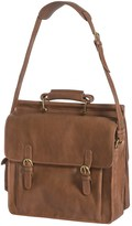 Scully Leather Briefcase