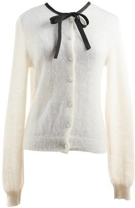 Alberta Ferretti White Knitwear for Women
