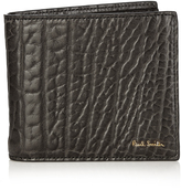 Paul Smith Grained-leather bi-fold wallet