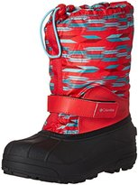 Columbia Youth Powderbug Forty Print-K Snow Boot