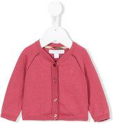 Burberry v-neck cardigan - kids - Cotton - 6 mth