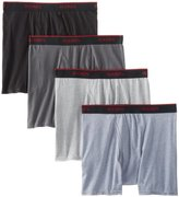 Hanes Men's 4-Pack Ultimate Stretch Trunk Boxer Brief