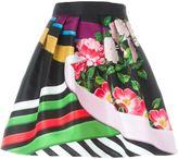 Mary Katrantzou 'Algernon' skirt - women - Silk/Polyester - 10