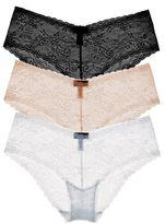 Cosabella Trentatm Lowrider Hotpant Basic Pack