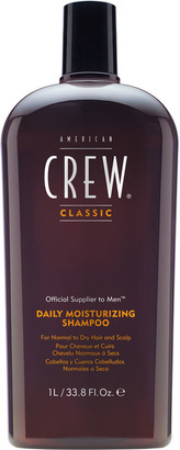 American Crew Daily Moisture Shampoo 1000ml (Worth 40.00)