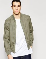 Original Penguin Coated Cotton Jacket