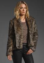 Braden Faux Fur Jacket