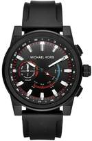 Michael Kors Grayson Hybrid Silicone Strap Smart Watch, 47mm