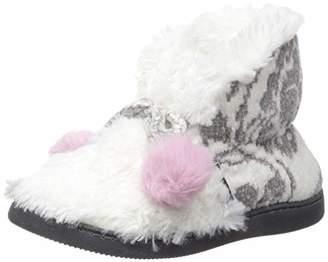 Muk Luks Women's Dana Bootie Slippers