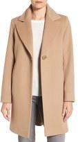 Fleurette Women's Loro Piana Wool One-Button Coat